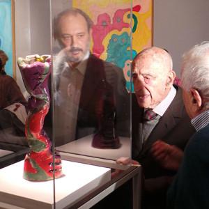 Dorfles Museo MACRO 26 novembre 2015